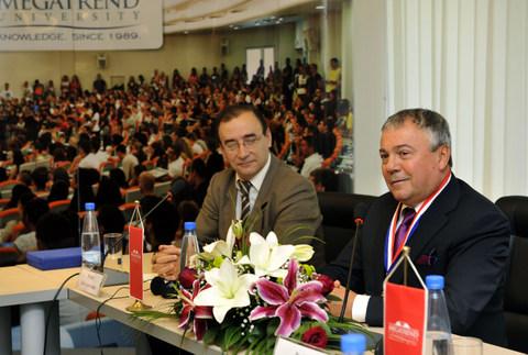 _DJT9580 Megatrend dodela pocasnog doktorata Prof Dr Mici Jovanovicu